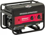 Бензиновый генератор Briggs&Stratton Sprint 2200A в Махачкале